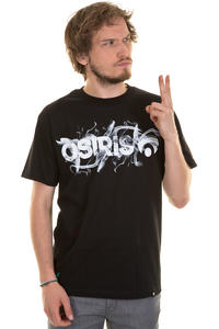Osiris Smoke T-Shirt (black)