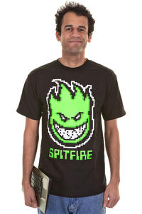 Spitfire 1-Up T-Shirt (black)