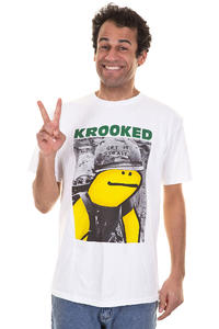 Krooked The Shmoos T-Shirt (white)