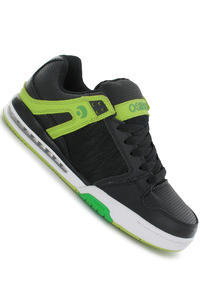 Osiris Pixel Shoe (black lime silver)