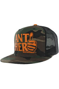Anti Hero Thumbs Trucker Cap (camo)