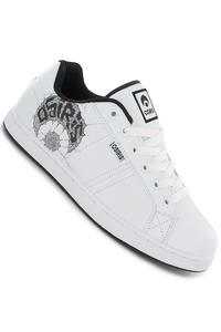 Osiris Troma Redux Shoe (white black cracked)