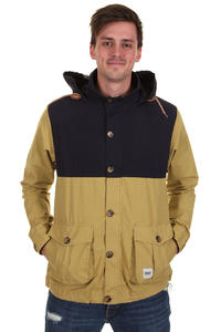 Wemoto Brenan Jacket (navy blue hemp)