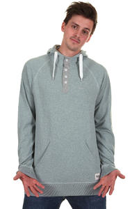 Wemoto Slash Hoodie (pine melange)
