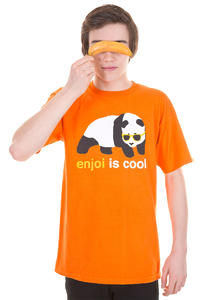 Enjoi Cool T-Shirt (orange)