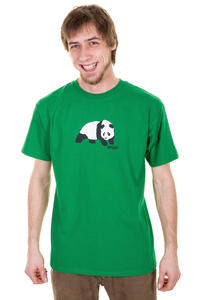 Enjoi Original Panda T-Shirt (kelly green)