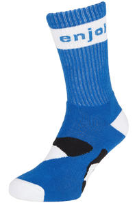 Enjoi Panda Feet Socks US 10-13  (turquoise)