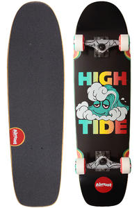 "Almost High Tide 8.6"" x 31.5"" Cruiser (black rasta)"
