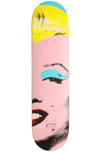 "Alien Workshop Warhol Marilyn Iconic II 7.75"" Deck right  (multi)"