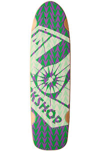 "Alien Workshop Minnow Cruiser 7.5"" Deck (multi)"