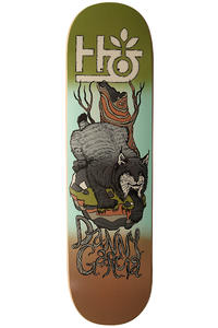 "Habitat Terrene Garcia 8.125"" Deck (green)"