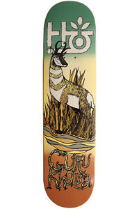 "Habitat Terrene Khalsa 7.875"" Deck (green brown)"