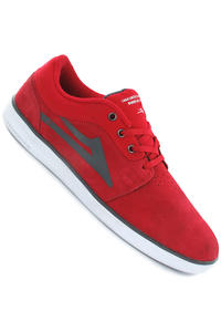 Lakai Howard Suede Shoe (red)