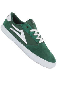 Lakai Pico Suede Shoe (green white)