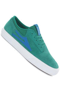 Lakai Griffin Suede Schuh (green blue)