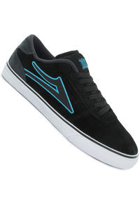 Lakai Manchester Suede SP13 Shoe (black grey)