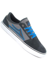 Lakai Brea Suede Shoe (grey blue)