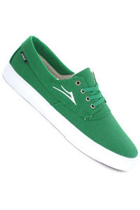 Lakai Camby Canvas Shoe (green)