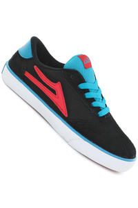 Lakai Pico Suede Shoe kids (black flame)