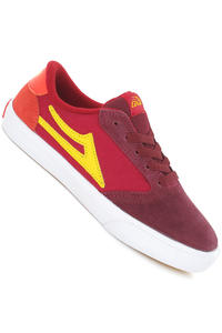 Lakai Pico Suede Shoe kids (red orange)