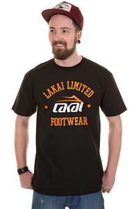 Lakai Squad T-Shirt (black)