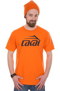Lakai Logo T-Shirt (orange)
