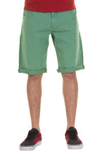 Sweet Colored Slim Shorts (malachite green)