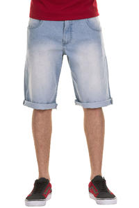 Sweet Colored Slim Shorts (light wash)