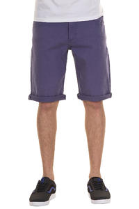 Sweet Colored Slim Shorts (montana grape)