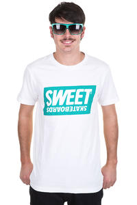 Sweet Official Base T-Shirt (white)