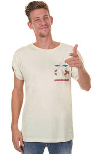 Sweet Inka Pocket T-Shirt (dirt melange)