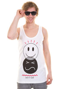 Sweet Sweet N Sour Tank-Top (white)