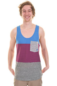 Sweet Blocks Tank-Top (brilliant blue)