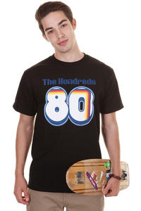 The Hundreds 80' T-Shirt (black)