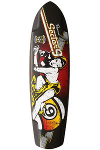 Sector 9 Roxanne - Downhill Division 37.5&quot; (95cm) Longboard Deck