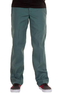 Dickies 873 Slim Straight Workpant Hose (licoln green)