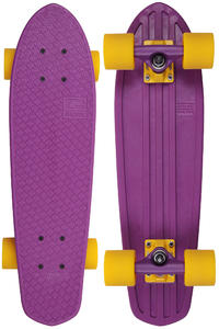 Globe Bantam Cruiser (purple yellow)