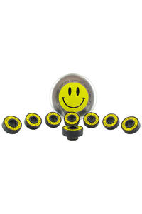 Aurora Spaced Out ABEC 7 Bearing (black yellow)