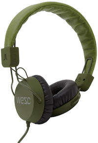 WeSC Piston Headphones (loden)