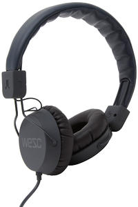 WeSC Piston Headphones (charcoal)