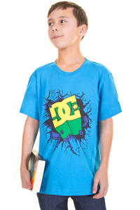 DC Adult Crash T-Shirt kids (bright blue)