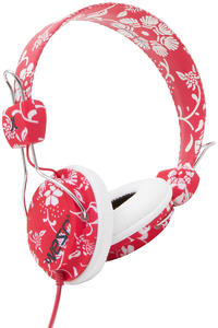 WeSC Conga Hawaiwe Headphones (jester red)
