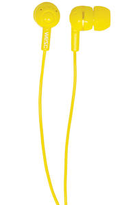 WeSC Kazoo Headphones (dandelion yellow)