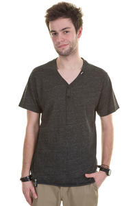 LRG CC Y Neck T-Shirt (black heather)