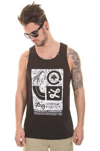 LRG CC Solid Tank-Top (black)