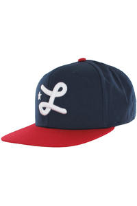 LRG CC Seven Snapback Cap (navy)