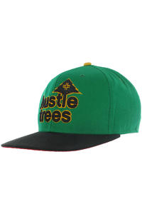 LRG CC Hustle Trees Snapback Cap (kelly green)