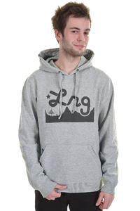LRG CC Pullover Hoodie (ash heather)