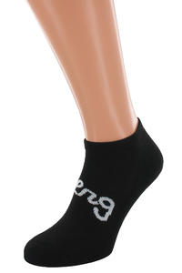 LRG CC No Show Socks US 10-14  (black)