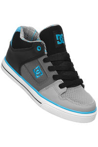 DC Radar Shoe kids (grey black blue)